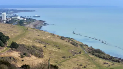 Sea  off  Eastbourne  could  become  marine  conservation  zone